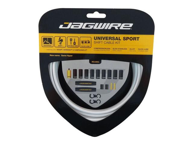 Jagwire Universal Sport Gearkabel hvid